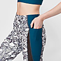 Power On Geometric Legging image