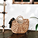 Nook Natural Basket Bag image