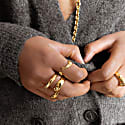 Cleo Double Ring image