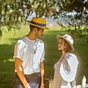 Rancher Beige - Festival Style Fine Wool Hat image