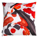 Koi I Large Velvet Floor Cushion Cover Style Two image