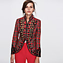 Red Check Jacket Alex image