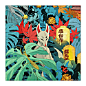 Kyoto Pocket Square image