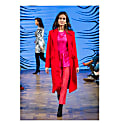 Coat Lady In Red image