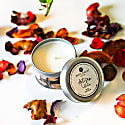 Artisan Collection - Rose Geranium Travel Candle image