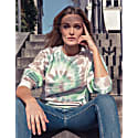 Amal Tie Dye Sweat-Shirt Greens image