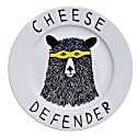 The Cheese Defender Side Plate image