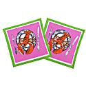 Lobster Plate Linen Napkins image