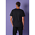 Eyes Embroidered T-Shirt Black Men image