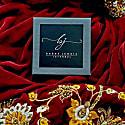 Baglama Earrings Red Jade image