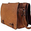 Mod 118 Duffel Bag in Heritage Brown image