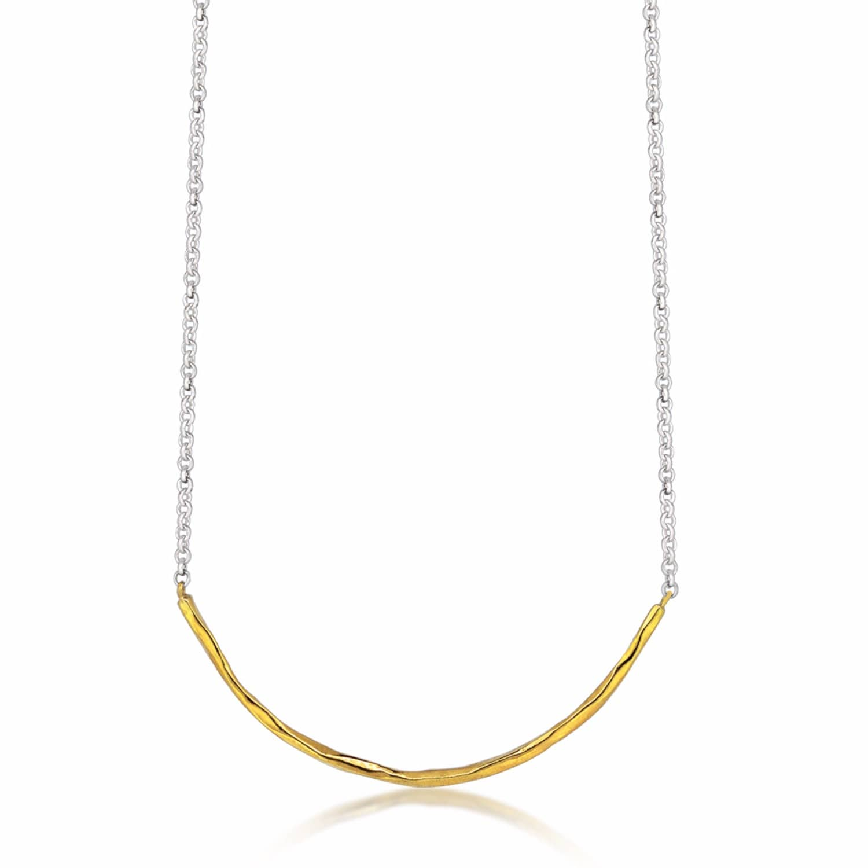 6de93525c Faceted Necklace Gold | Maya Magal London | Wolf & Badger