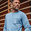 Boxer No.4 Sweatshirt Smoky Blue image