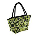 Bag Silk Style1 Green & Black image