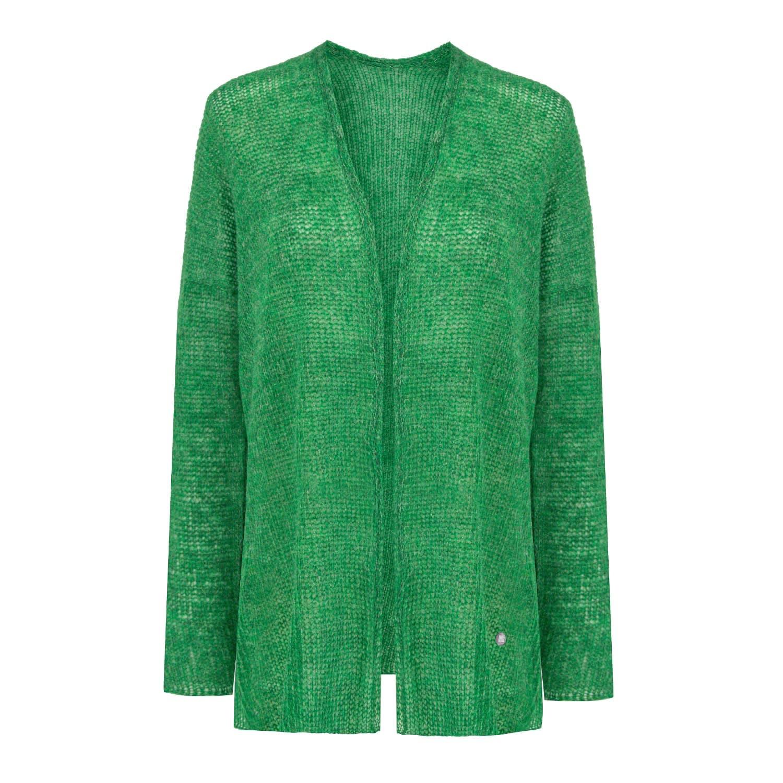 Fog Liliana Sweater Green by You by Tokarska