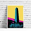 Tate Modern A3 Print image