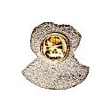 Enamel Letter G Pin image