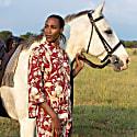 Safari Pyjamas in Protea Red image