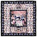 Berlin Silk Scarf - 140 x 140 cm image