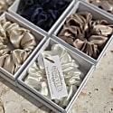 Organic Premium Silk Scrunchie - Rose Gold image