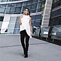 Zero Linen Vest White image