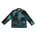 Cimex Jade Organic Cotton Pyjama Jacket image