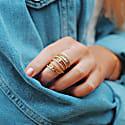 Bijou Skinny Eternity Ring image