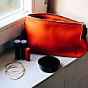Cosmetics Pouch Small Washbag Orange image