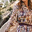 Lia Long Shirt Dress image