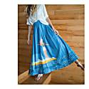 Surf Maxi Skirt image