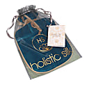Silk Velvet Hot Water Bottle Gold image