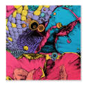 Matching Cropped Eden Garden Pocket Square No.7 image