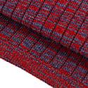 Red Melange Wool & Cashmere Scarf image