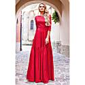Maxi Dress Eleonore Red image