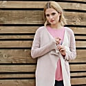 Fog Sweater Rosa Light Pink-Cream image