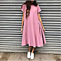 Ava Pink Midi Dress image