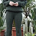 Slabada Knit In Forest Green image