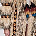 Faux Fur Knit Coat Prince image