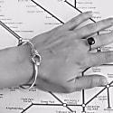 Conillera Smokey Topaz & Gold Ring image