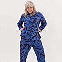 Big Ez Indigo Organic Cotton Pyjama Suit image