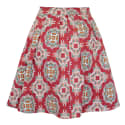 Rajni Skirt Red image
