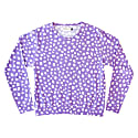 Arnoldi Organic Cotton Sweatshirt, In Lilac Purple image