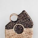 Brisa Colourful Basket Bag image