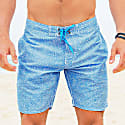 Sairee Beach Shorts in Blue image