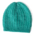 Mohair Hat Turquoise image