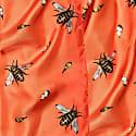 Bertie Bee Silk Scarf image