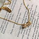 Floating Amulet Necklace image