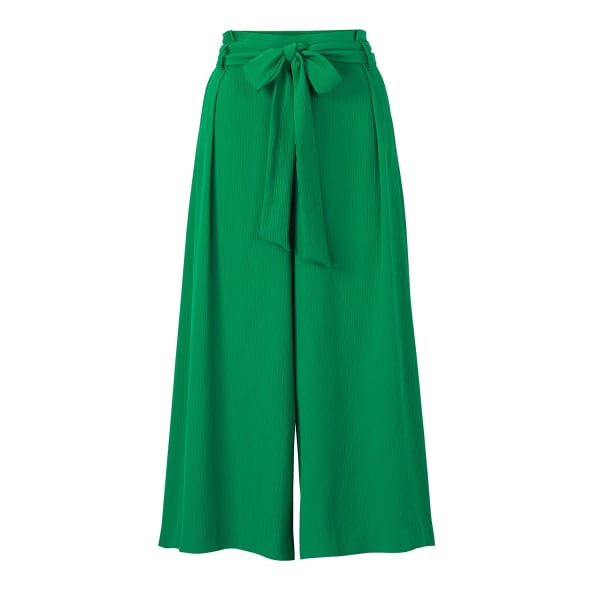 OUTLINE The Clarendale Culotte Green