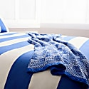 Ocean Wave Throw Made With Recycled Ocean Plastic image