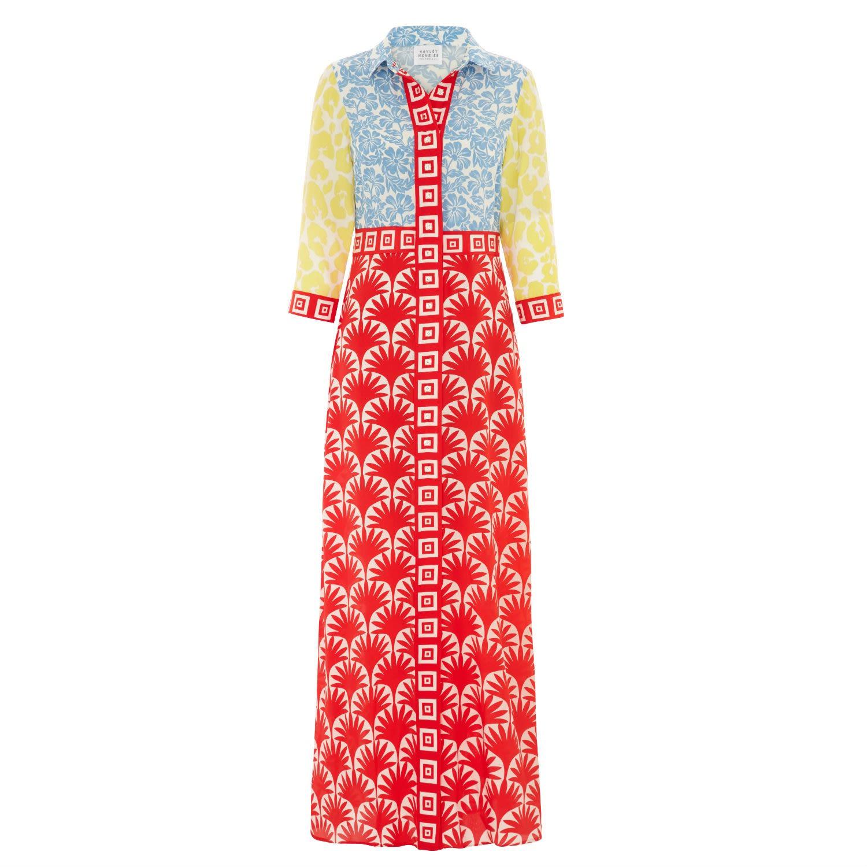 f364d93cd82 Jasmine Shirt Dress Multicolour | Hayley Menzies | Wolf & Badger